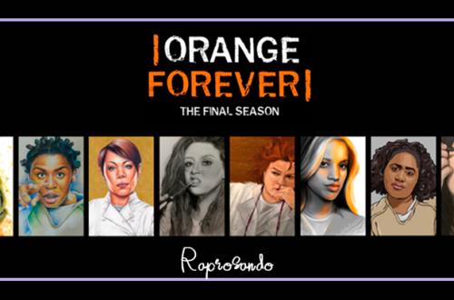 Poster da nova temporada de Orange is the new black feita por fãs de diferentes países.