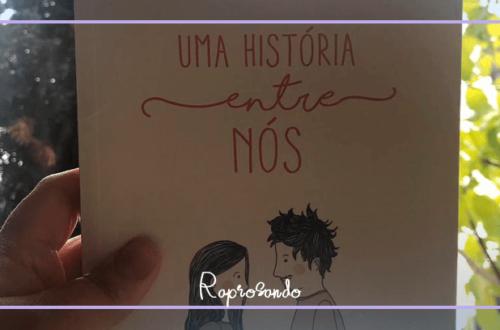 Livro Uma História Entre Nós