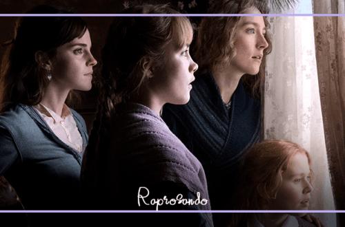 Adoráveis Mulheres, filme de Greta Gerwig - CAPA