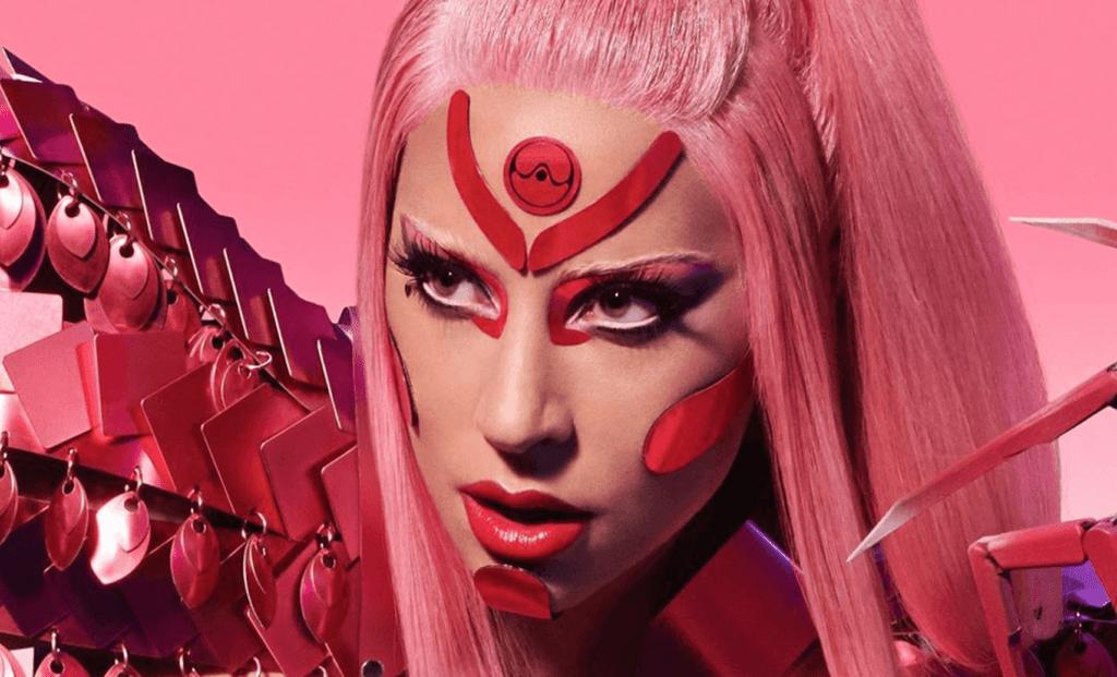 Lady Gaga em Stupid Love