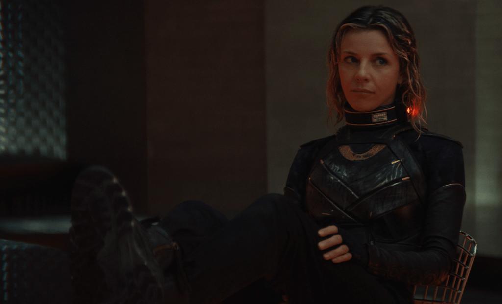 Sylvie no quarto episódio: o evento nexus