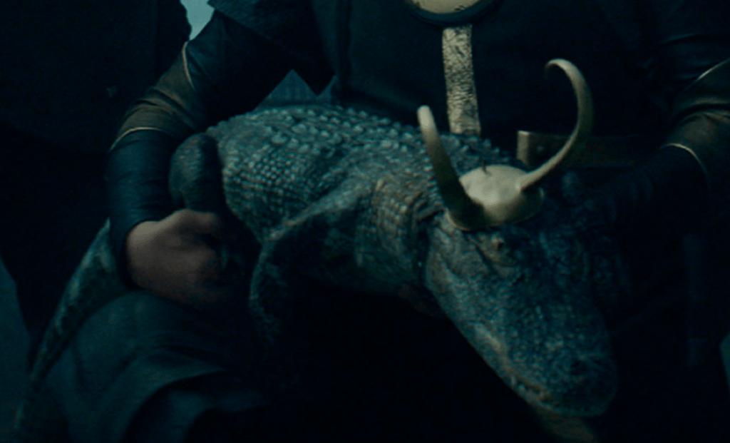Alligator Loki no quarto episódio O Evento Nexus