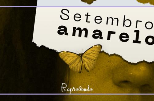 Edição feita por Tatiane Aielo para o post sobre saúde mental e setembro amarelo.